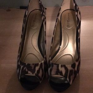 Bandilino Leopard Print shoes